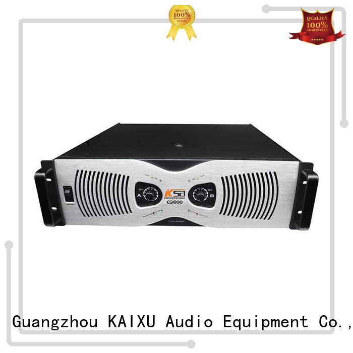 power audio power amplifier amplifier for stage KaiXu
