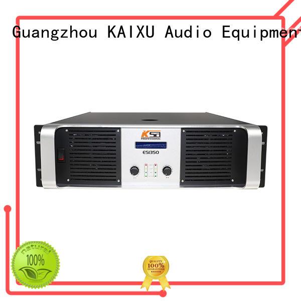 transistor amplifier for multimedia