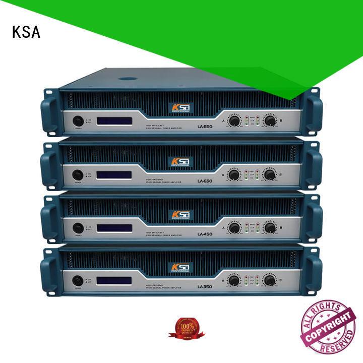 high-quality stereo power amplifier energy-saving for ktv