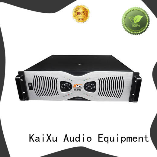 custom made stereo amplifier high quality for multimedia