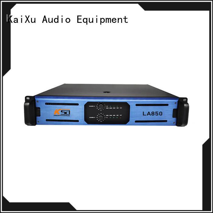 KSA home stereo power amplifier best supplier for club