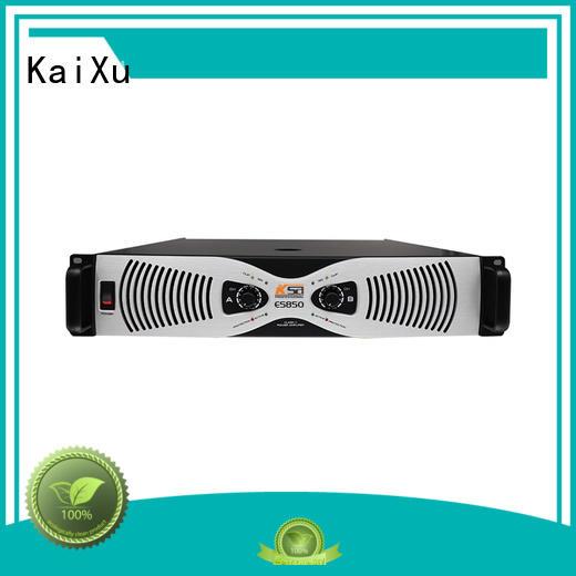 KaiXu amplifier home amplifier high quality for multimedia