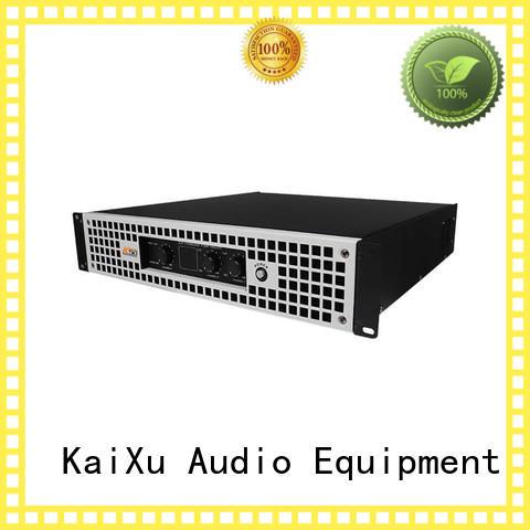 KSA stable class h amplifier for bar