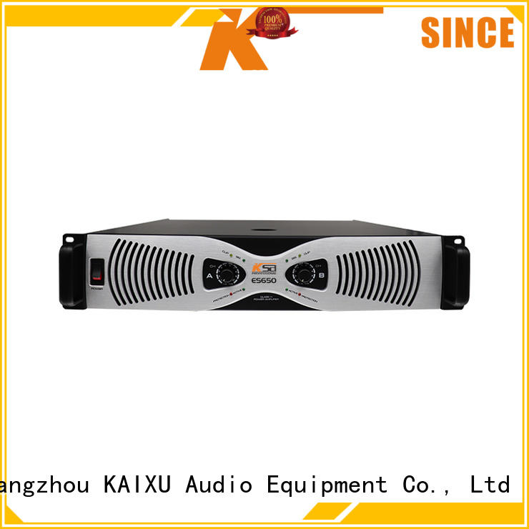 KaiXu amplifier home amplifier cheapest price for classroom