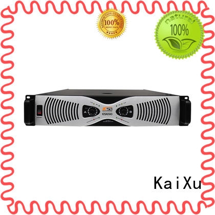 KaiXu ksa professional audio amplifier cheapest price for lcd