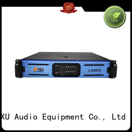 KaiXu power stereo audio amplifier energy-saving outdoor audio