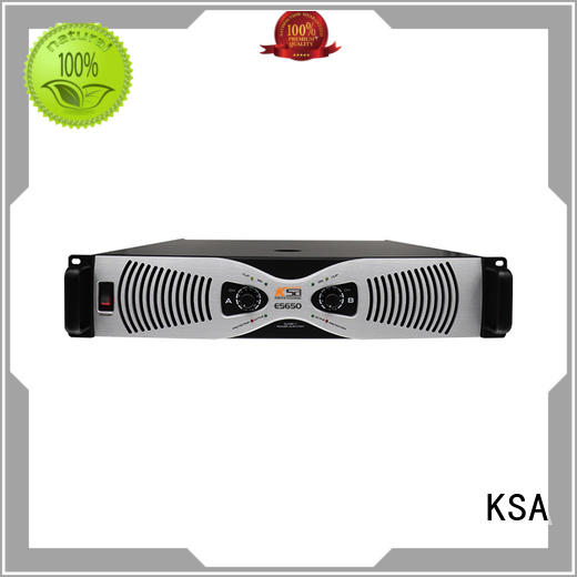 KSA home theatre amplifier high quality for speaker