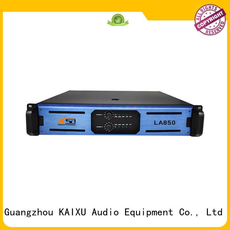 KaiXu professional home stereo power amp power transistor