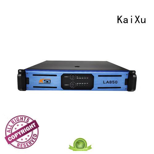 Quality KaiXu Brand class amplifier stereo power amplifier