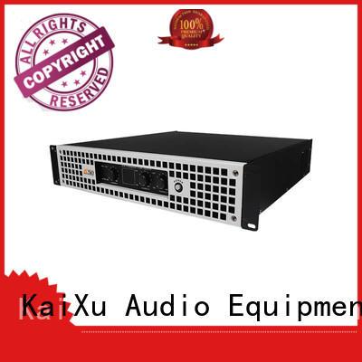 KSA best sound amplifier amplifier for ktv
