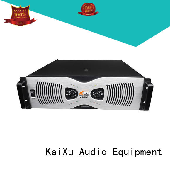 KSA circuit home theatre amplifier professional for classroom