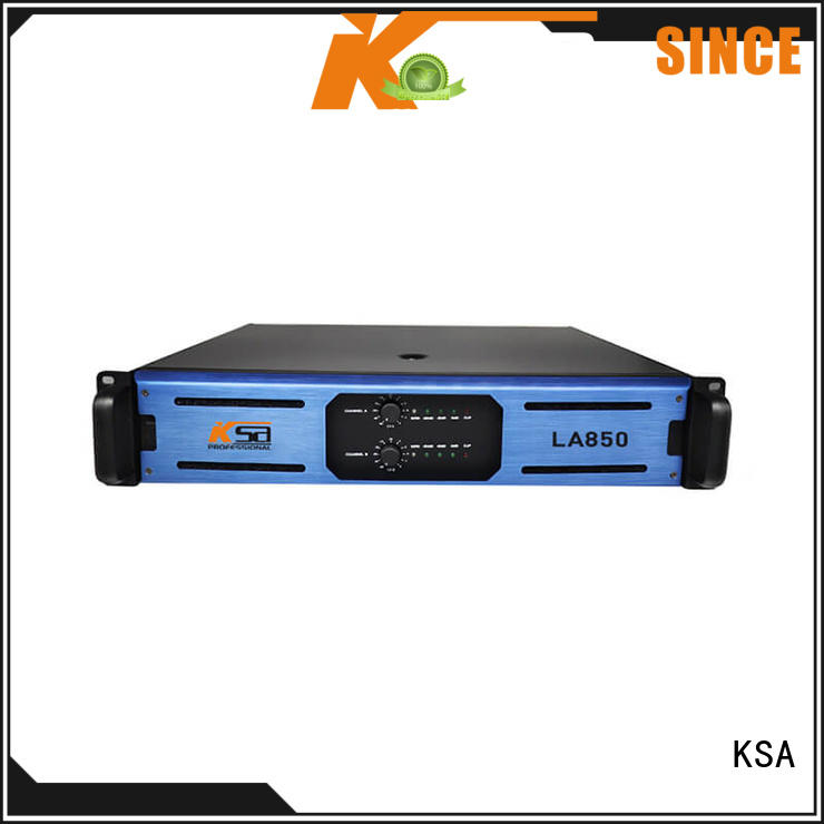 KSA quality stereo audio amplifier supply for transformer