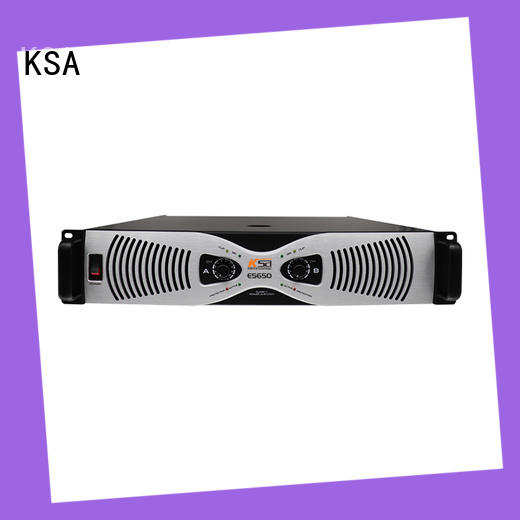 quality stereo amplifier series for multimedia