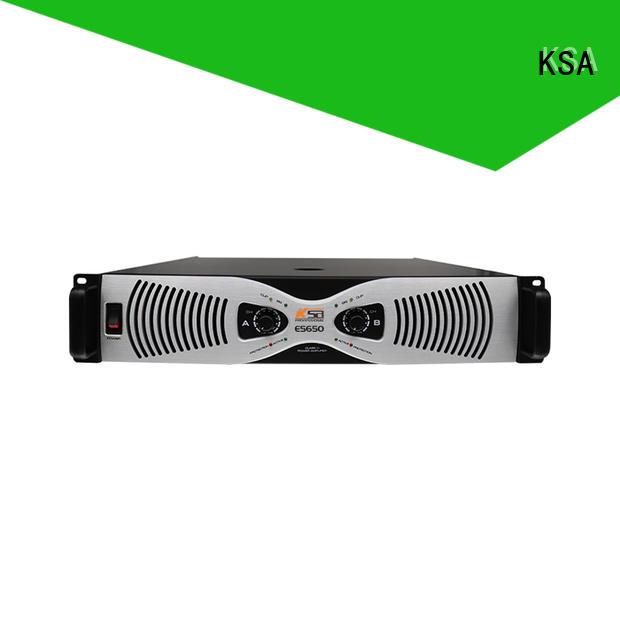 KSA cheap home amplifier company for classroom