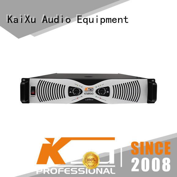 KSA speaker amplifier high quality for classroom