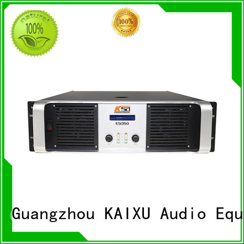 KaiXu transistor best home audio amplifier custom made for speaker