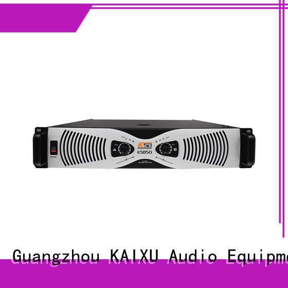 KSA home amplifier manufacturer for promotion