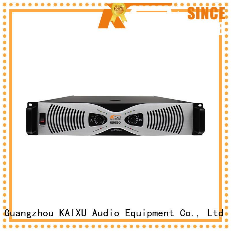 stereo amplifier ksa for stage KaiXu
