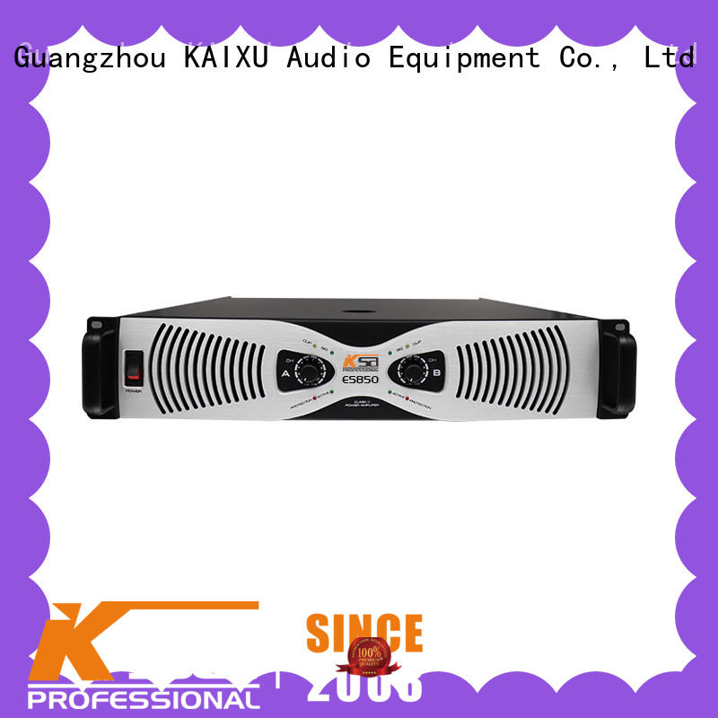 channel price KaiXu Brand transistor amplifier