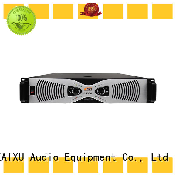 KaiXu power best home audio amplifier professional for classroom