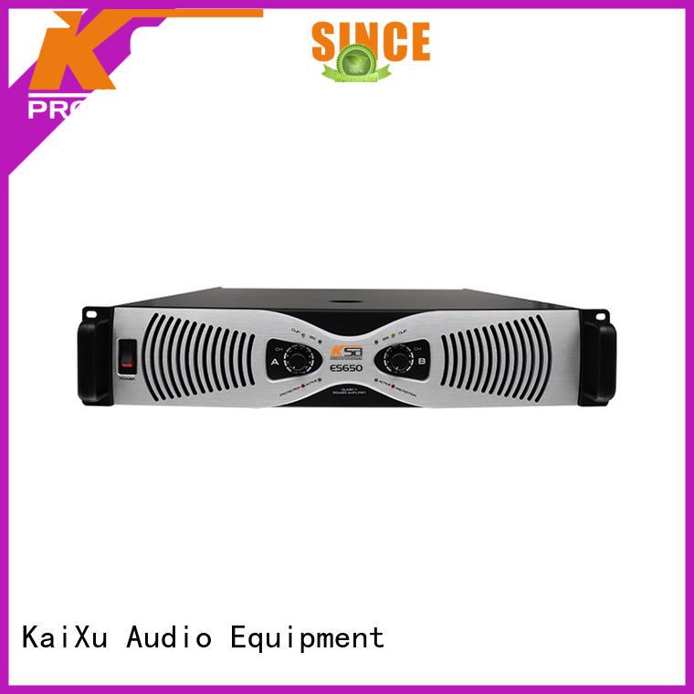 KSA subwoofer power amplifier professional for classroom