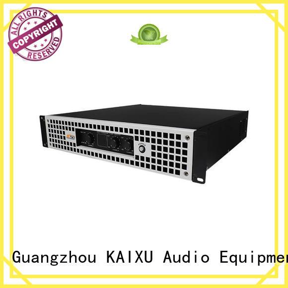 lightweight power amplifier professional now bulk production