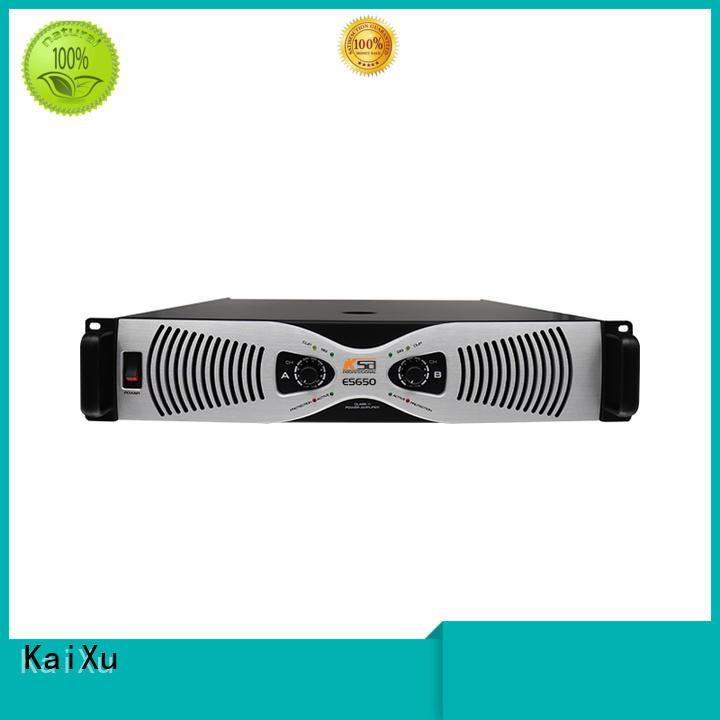 power analog performance transistor amplifier line KaiXu Brand