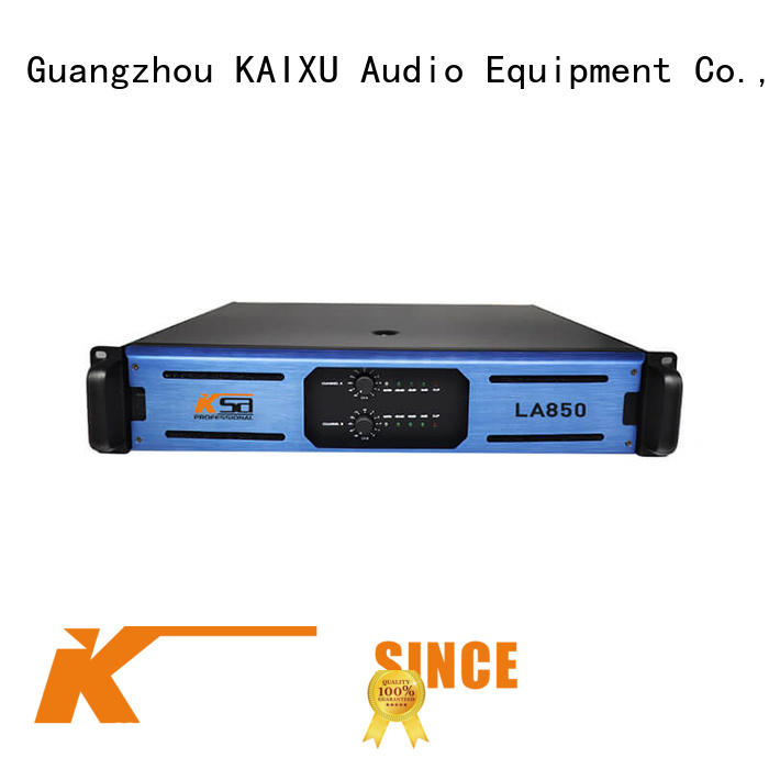 professional home stereo power amplifier class transistor KaiXu