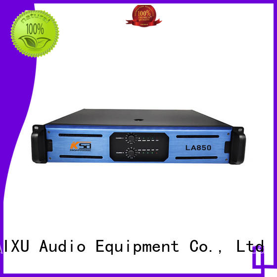 KaiXu professional home stereo power amp audio for transformer