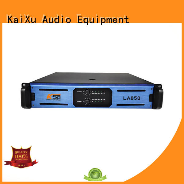 KSA home stereo power amplifier at discount for bar