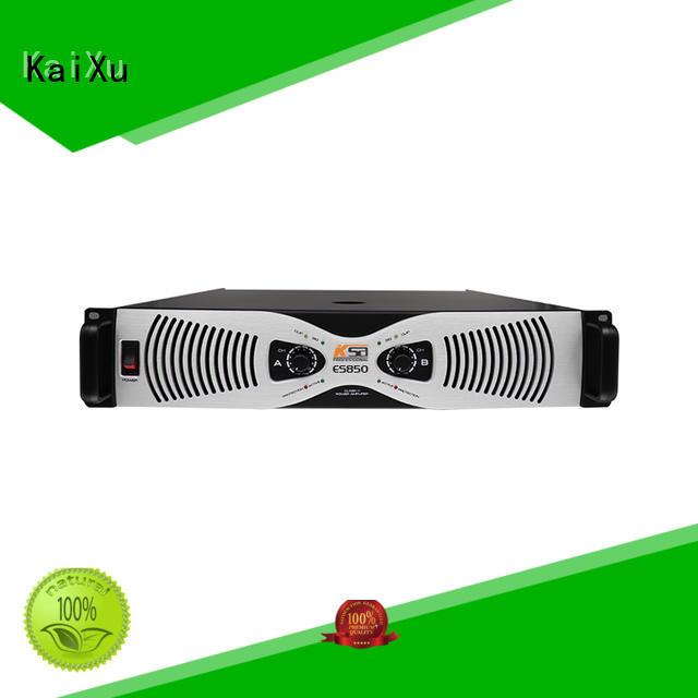 audio power amplifier custom made for multimedia KaiXu