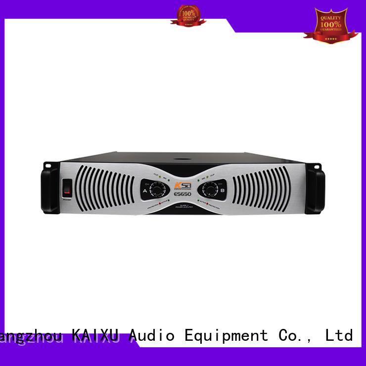 KaiXu multimedia subwoofer power amplifier amplifier for lcd