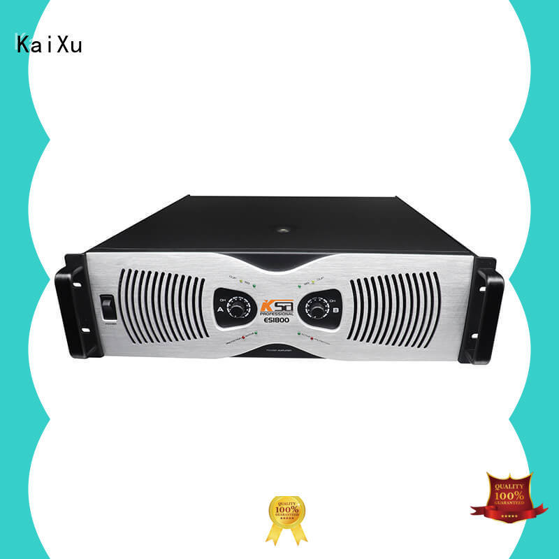 ksa high power amplifier professional for classroom KaiXu