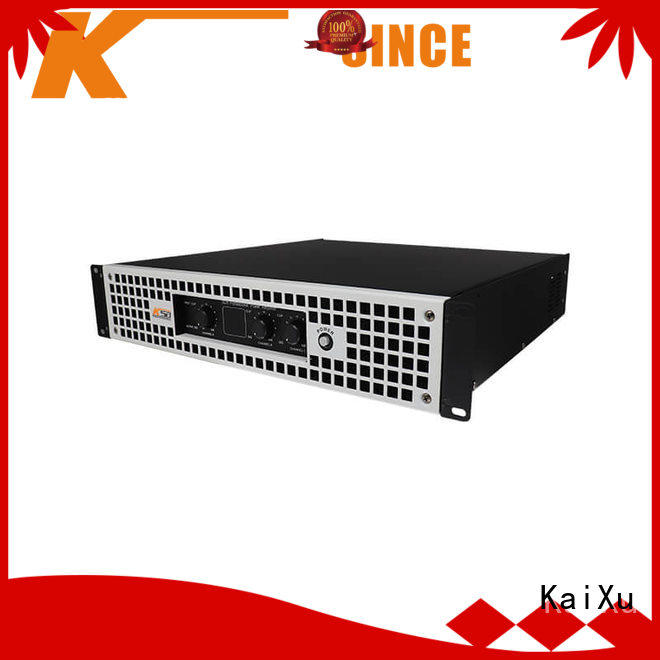 professional best pro audio amplifiers performance for night club KaiXu