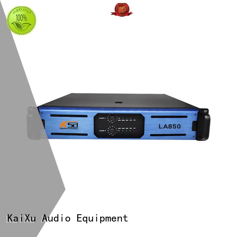 KSA professional best audio amplifier at discount outdoor audio