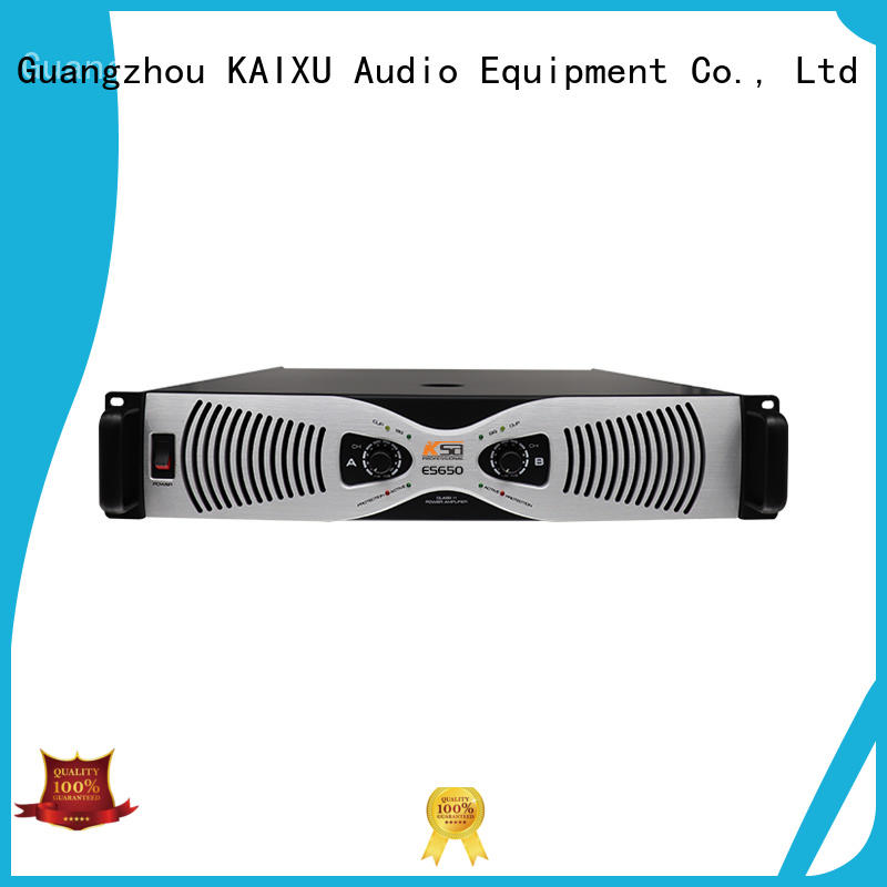 KSA transistor power amplifier with good price for multimedia
