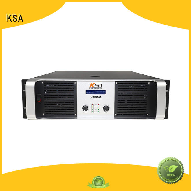 KSA home amplifier high quality for classroom