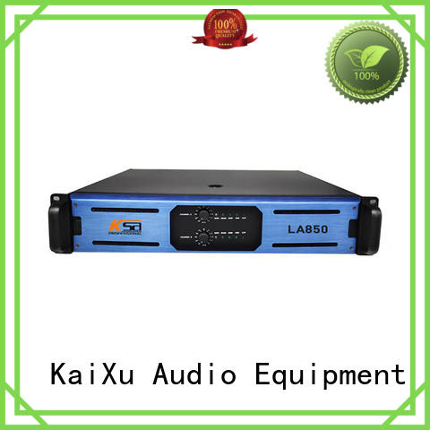KSA dj power amplifier factory for transformer