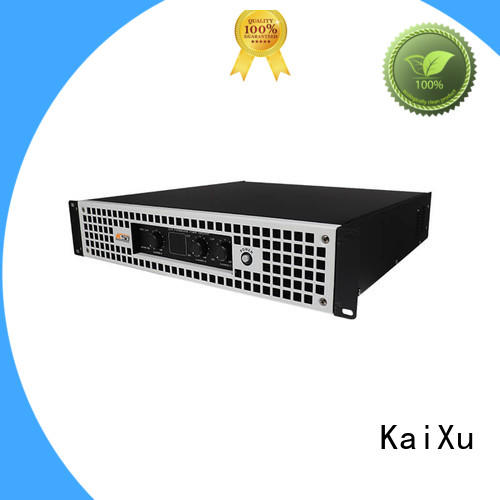 KaiXu customized best professional power amplifier ktv room