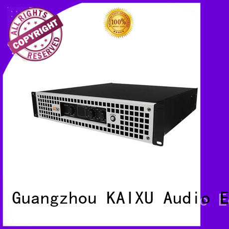 professional lightweight power amplifiers KaiXu