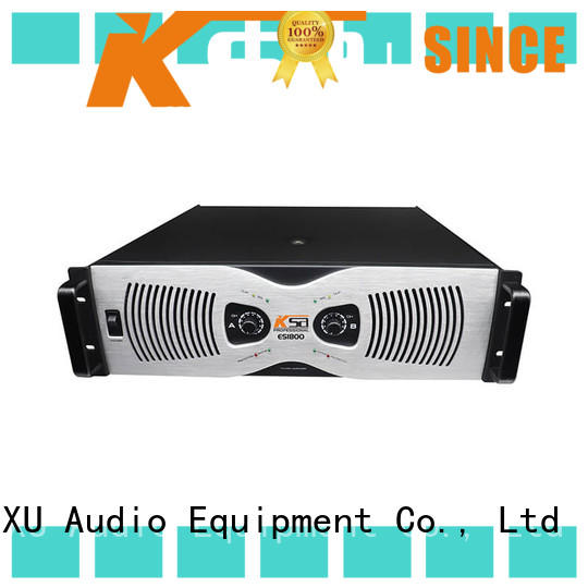 KSA performance home amplifier strong for speaker