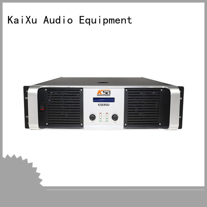 KSA cost-effective power amplifier class h from China for lcd