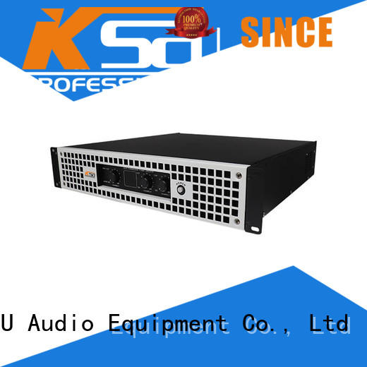 KSA compact amplifier home for club