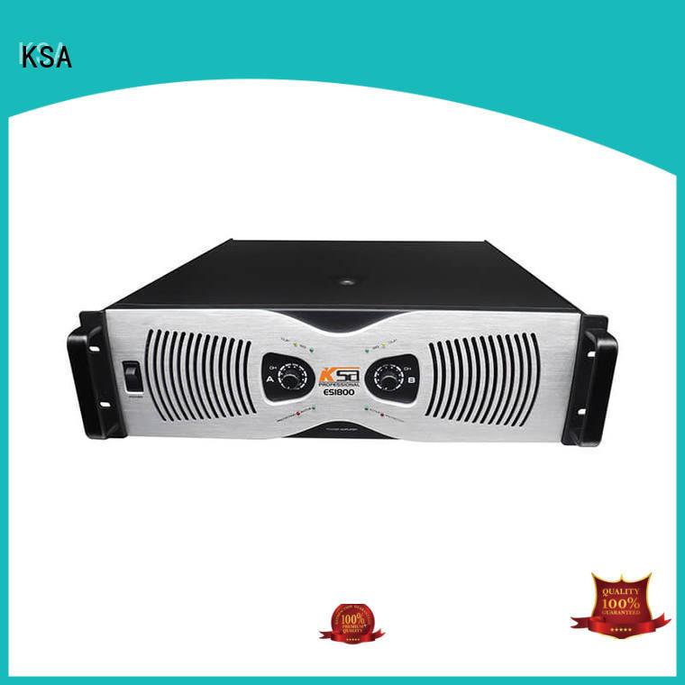 KSA best best dj amplifier directly sale for sale
