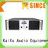 KSA circuit stereo amplifier professional for lcd
