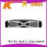 KSA speaker amplifier high quality for lcd