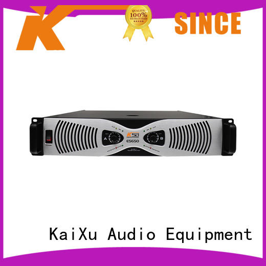 KSA speaker amplifier high quality for lcd