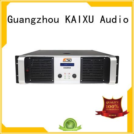 audio power amplifier power for classroom KaiXu