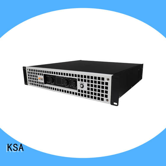 KSA practical power precision amp manufacturer for club