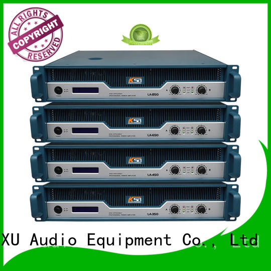 stereo power amplifier series for ktv KaiXu